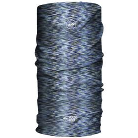 HAD Merino Scaldacollo tubolare, blu/grigio